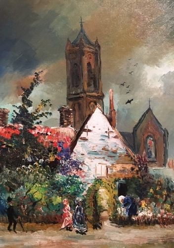 Kruysen kerk