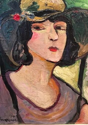 Kruysen vrouw