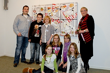 kinderen en kunst