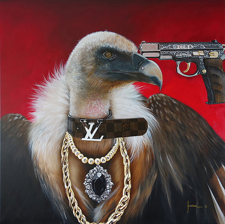 Stef Fridael, Contemporary Art